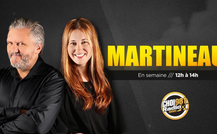 Crypto.Québec à Martineau sur CHOI FM