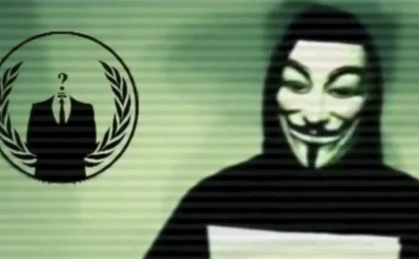 Entrée en guerre d'Anonymous contre Daech: Crypto.Québec au 98,5FM