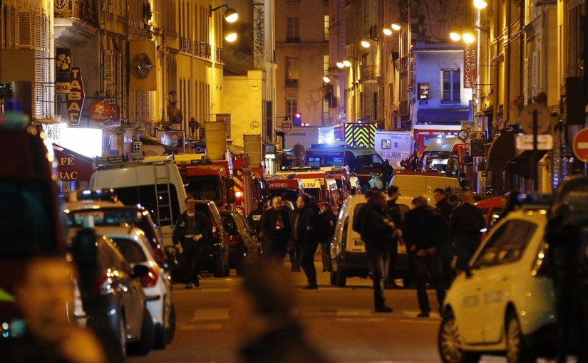 Attentats à Paris: notre passage à La sphère de Radio-Canada
