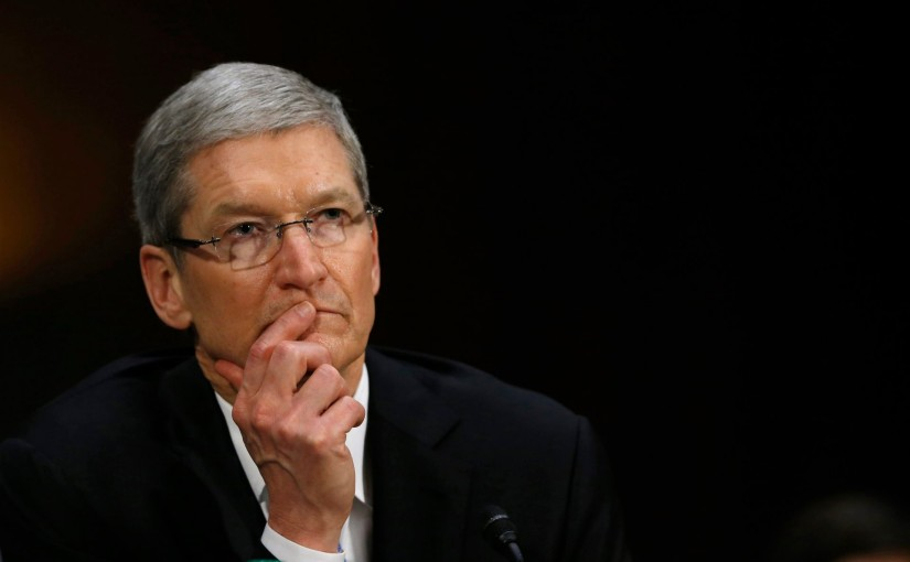 Backdoor gouvernemental: Apple refuse d'obtempérer