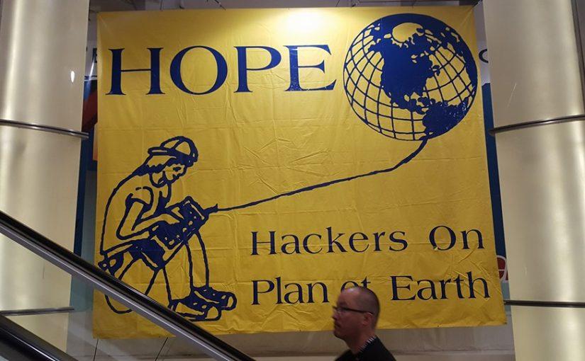 Les Chiens de garde #11 – Hackers On Planet Earth XI